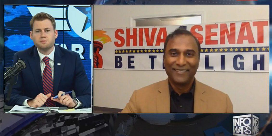 Dr. Shiva Ayyadurai on War Room with Owen Shroyer on Alex Jones' Infowars