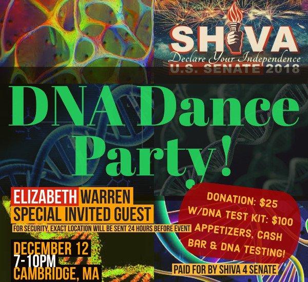 S4S DNA Dance Party