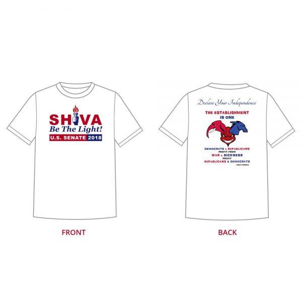 Shiva Be The Light T-Shirt