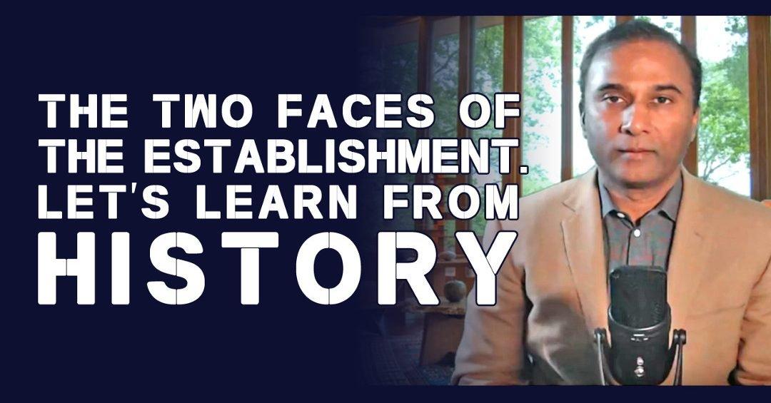 Shiva 4 Senate explains the two faces of The Establishment
