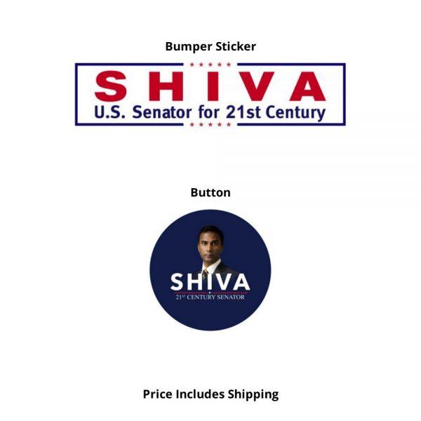 Shiva 4 Senate WARRIOR Kit