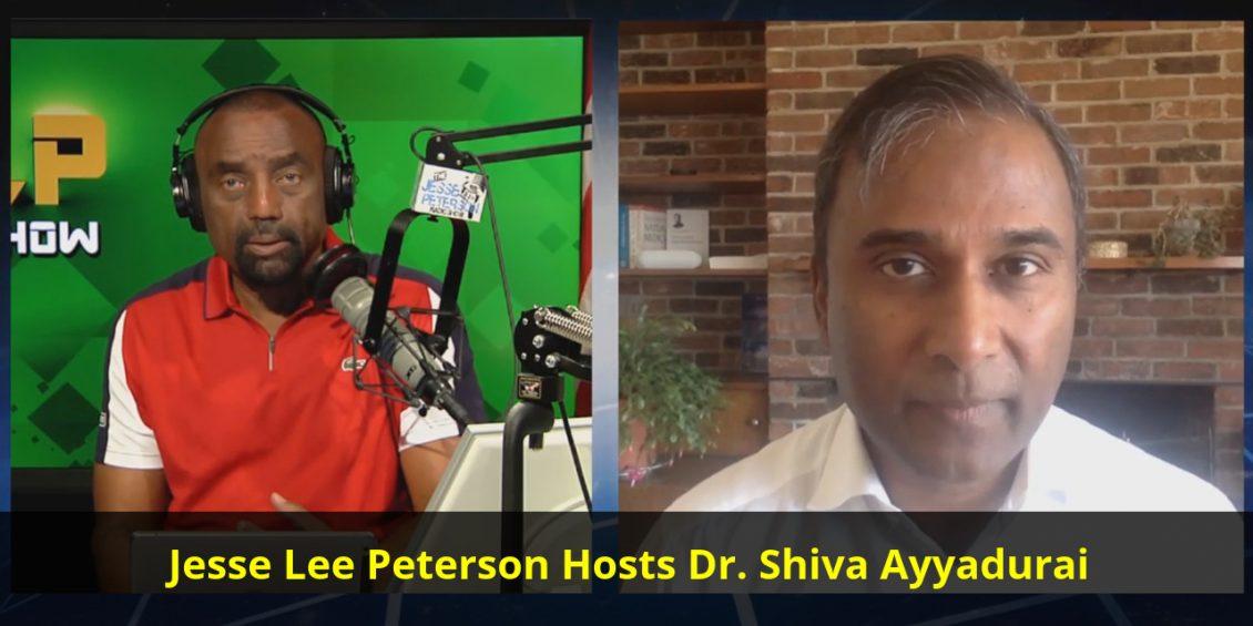 Jesse Lee Peterson Hosts Dr. Shiva Ayyadurai.