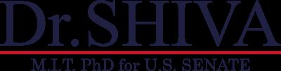 Shiva M.I.T. PhD for U.S. Senate