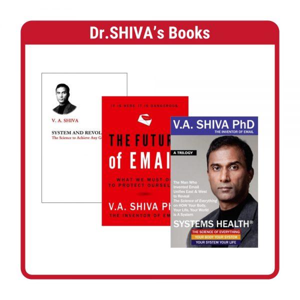 Dr.SHIVA's Books